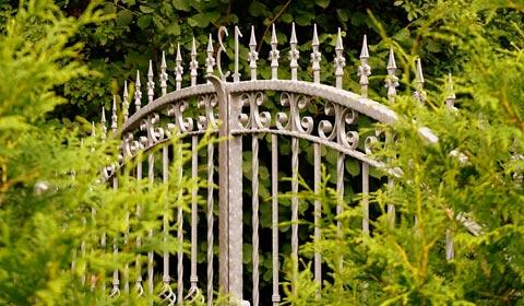 devis portail jardin à Bagneux